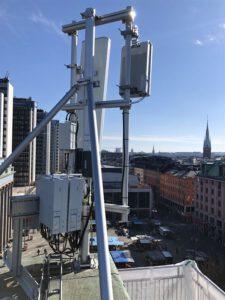 Tele2 har lanserat Sveriges första publika 5G-nät